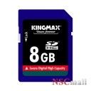 Card Kingmax SDHC 8GB, Clasa 4