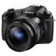 Camera foto Sony  DCS-RX10 Black, 20.2 MP, CMOS 1, Filmare Full HD (60fps), ISO 100 -25600, compatibil SD/SDHC/SDXC